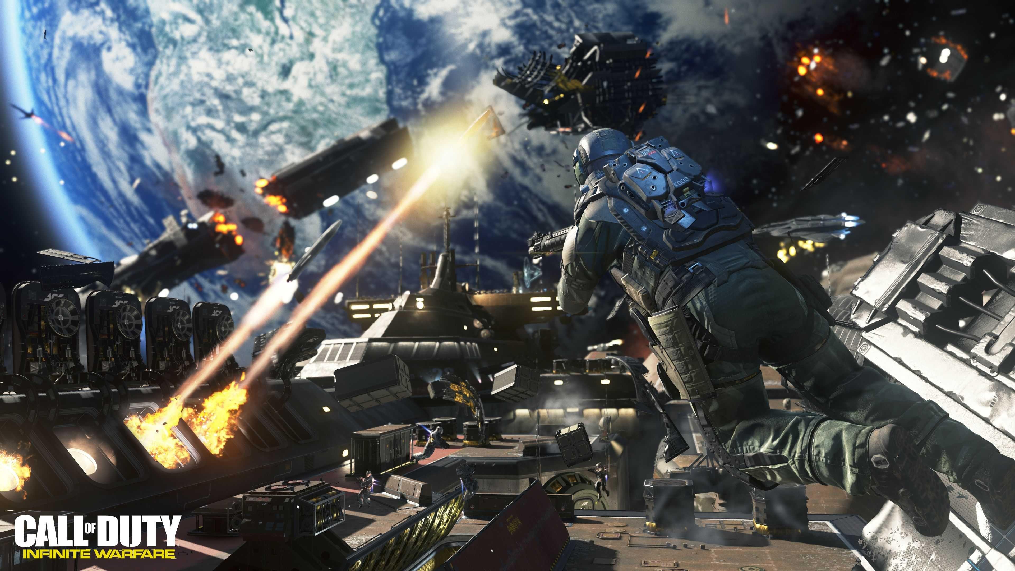 Call Of Duty Infinite Warfare New Update