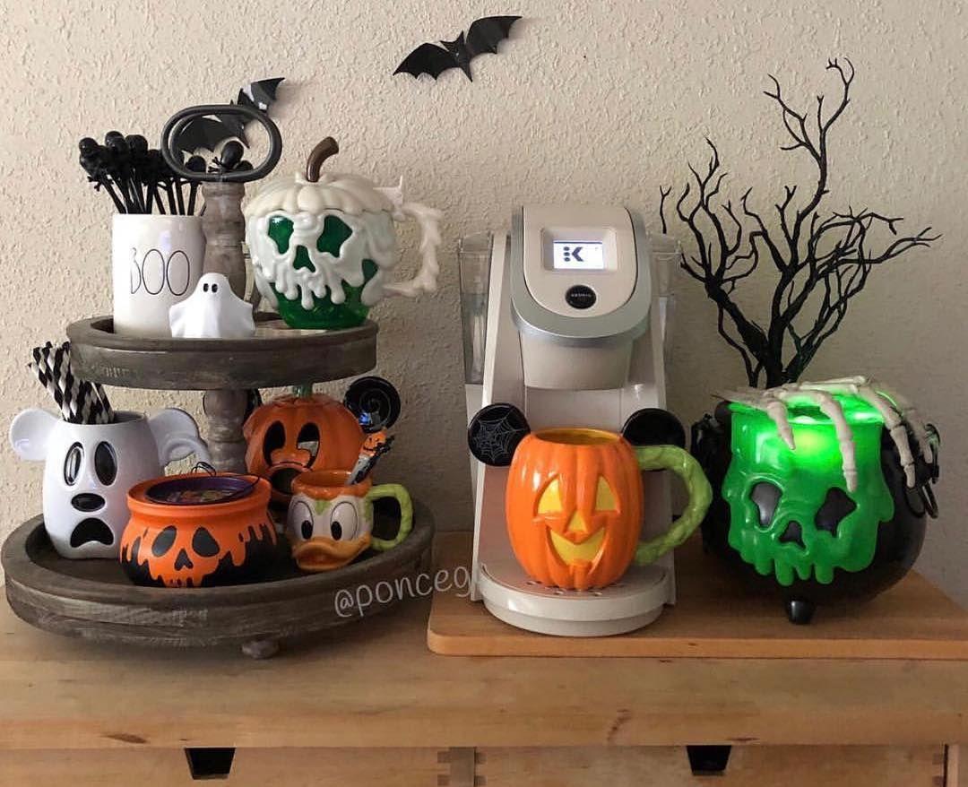 Halloween Coffee Mugs Dollar Tree 2021
