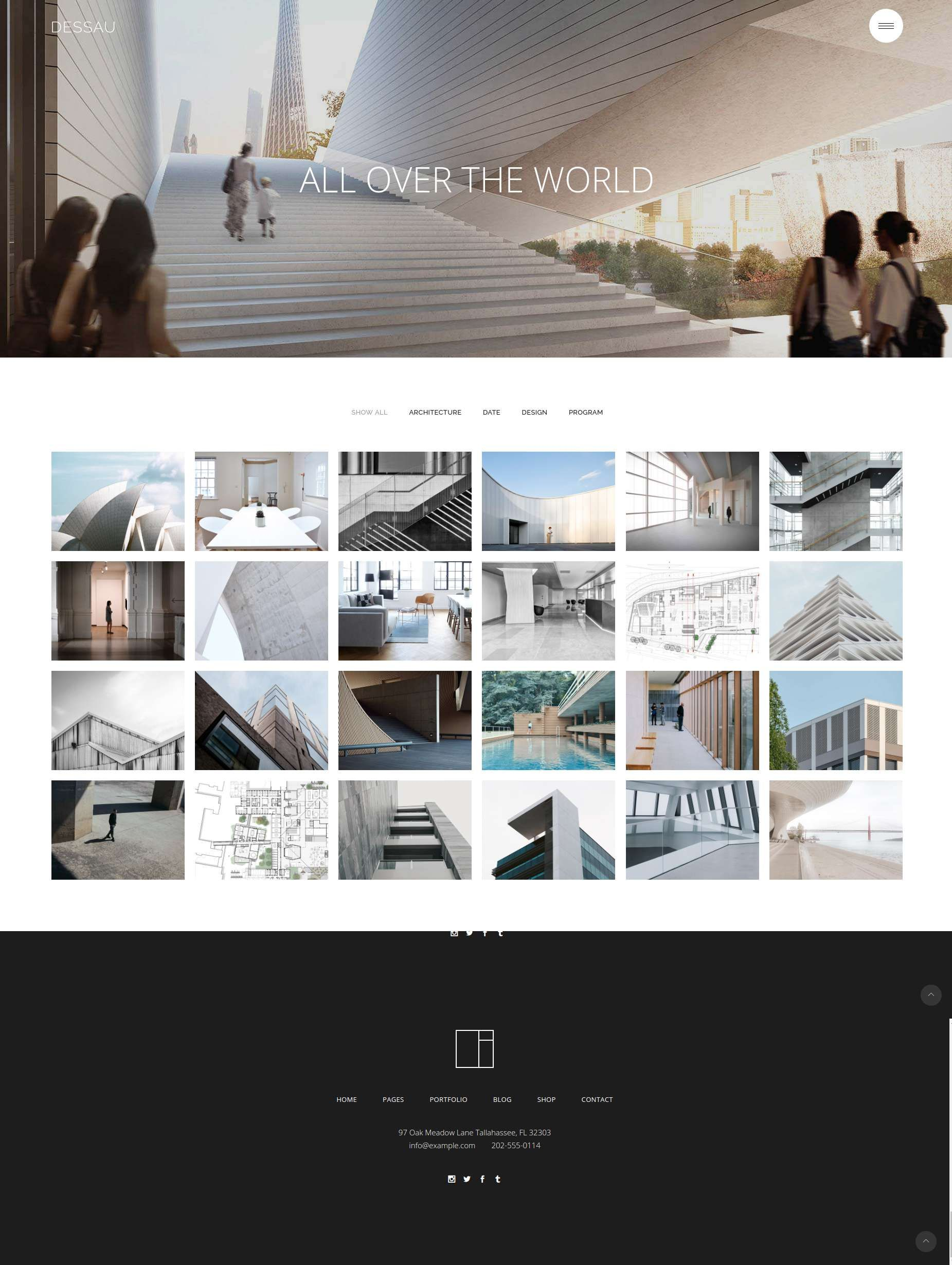 Dessau  contemporary theme for architects and interior designers agency architecture also rh pinterest