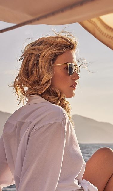 d3b27de7b4ab7 Which beaches are you visiting this summer   RayBan RB3539 sunglasses at  http