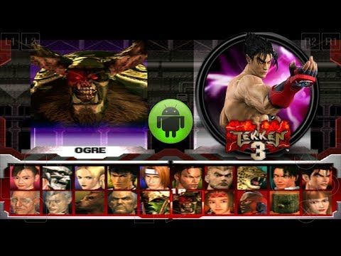 Tekken3 Apk All Players Download Player Download Game Download