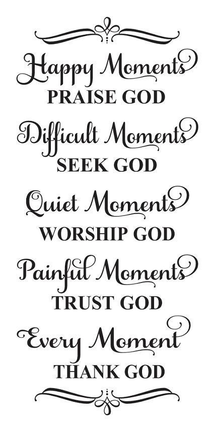 Inspirational STENCIL*Happy Moments Praise God* Bible Quotes Family Rules 12x24  | eBay