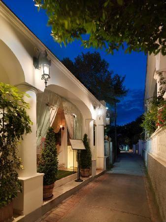 Terrazza Brunella Restaurant Entrance I Love This