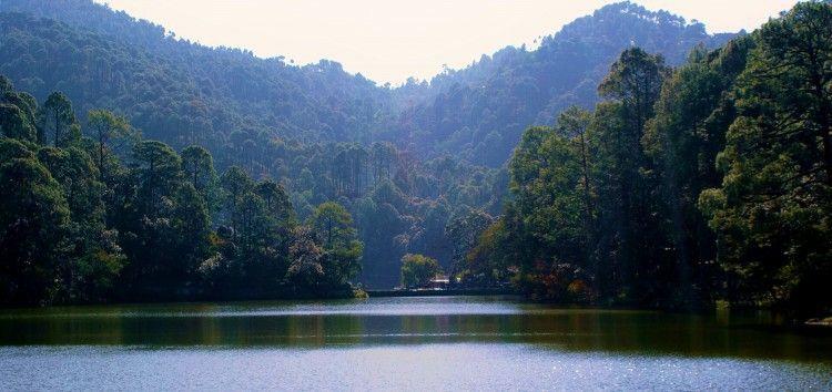 Sattal lakes, india