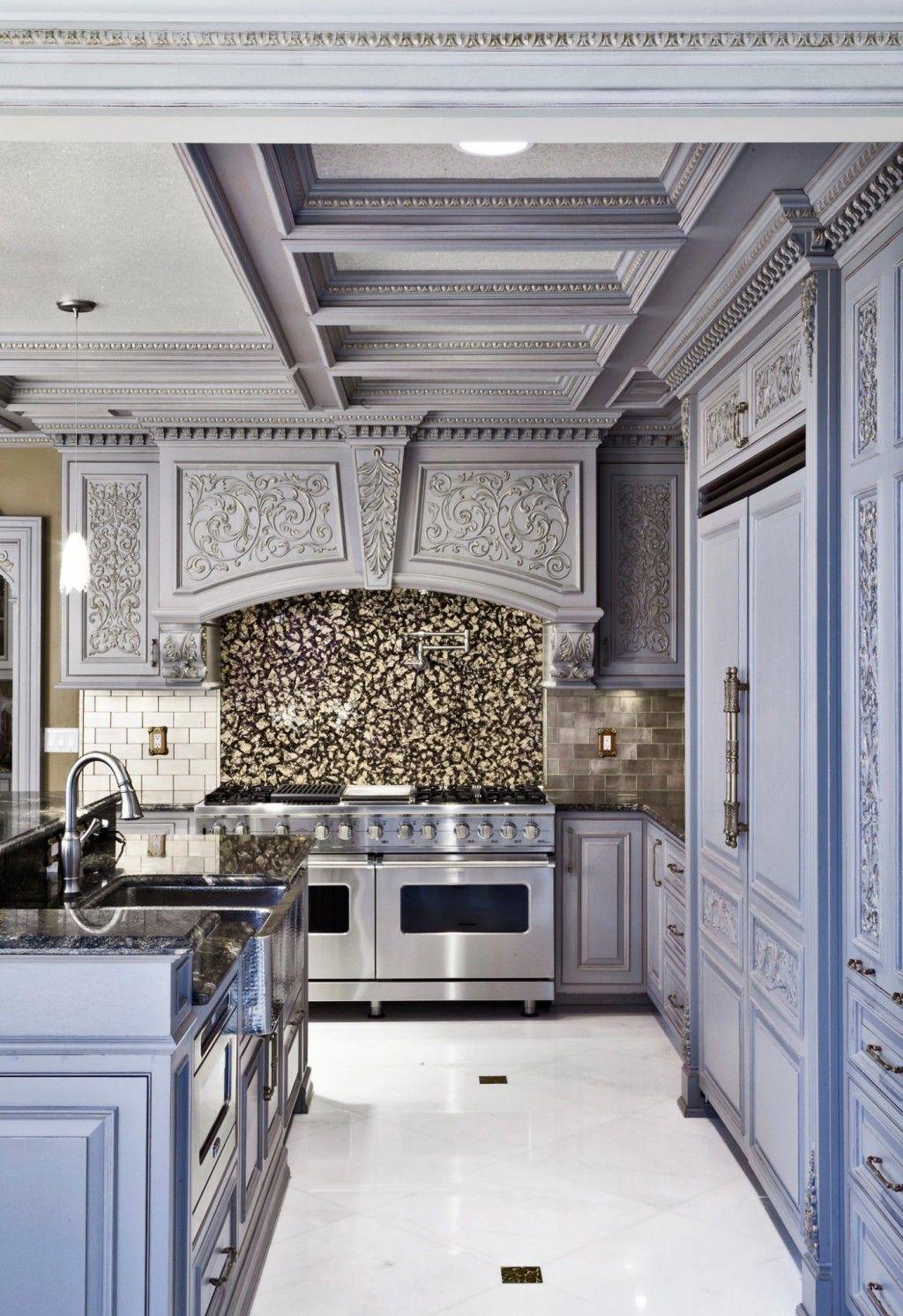 Kitchen Morganville Nj Wl Kitchen Home In 2020 Kitchen Redesign Classic Kitchen Cabinets Luxury Kitchen Design
