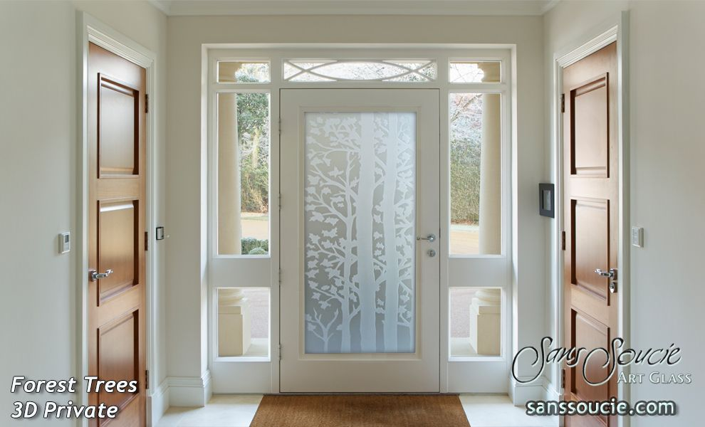 Glass Front Doors Etched Glass Mediterranean Style Design Entry Doors With Glass Etched Glass Door Glass Front Door