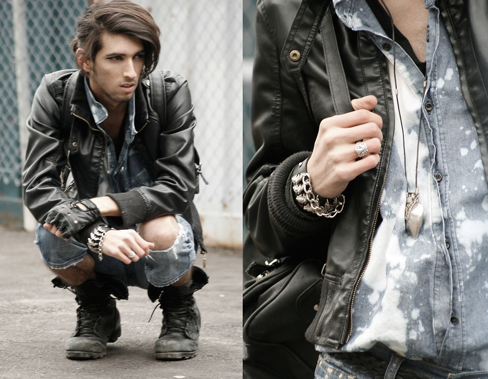 Pin by Real Jacket Maker on Motorcycle leather jackets for mens ...