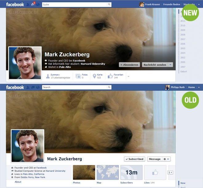Facebook Testing Timeline Profile Design Cover Banner Tweak ! #Facebook #SocialMedia