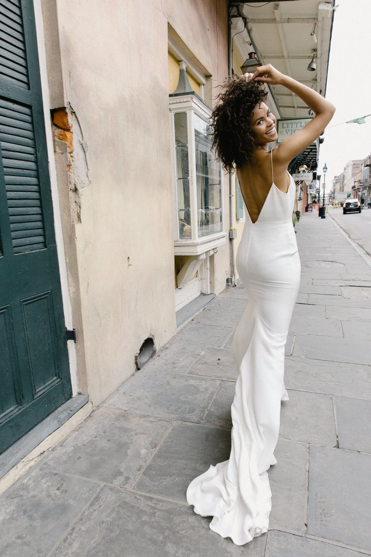 Lewis gown curated by sommerswim big white day in