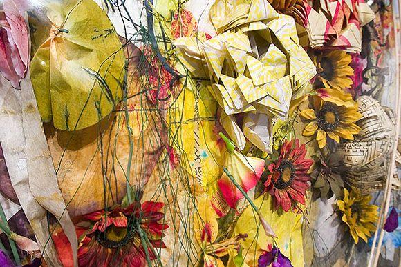 Judy Pfaff @ Braunstein | Squarecylinder.com – Art Reviews | Art Museums | Art Gallery Listings Northern California