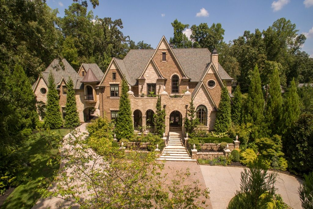 Kingswood Home For Sale Stone Mansion Mansions Expensive Houses
