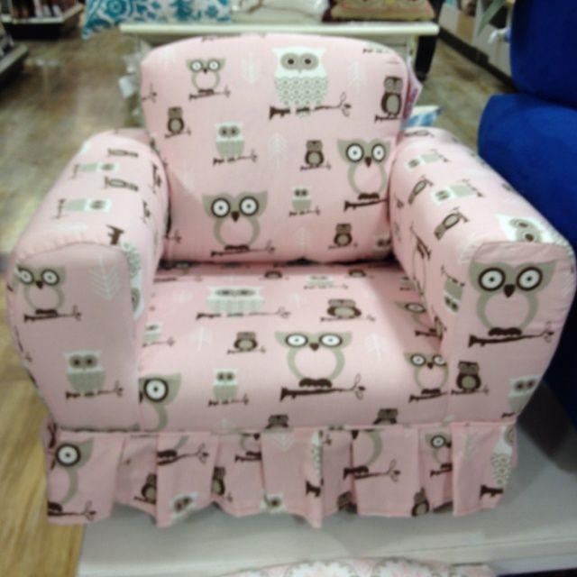 Kids Owl Chair So Cute! Home Goods