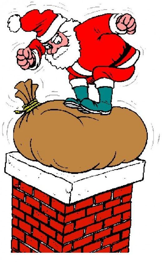 funny santa clip art amazing christmas photos images. Black Bedroom Furniture Sets. Home Design Ideas