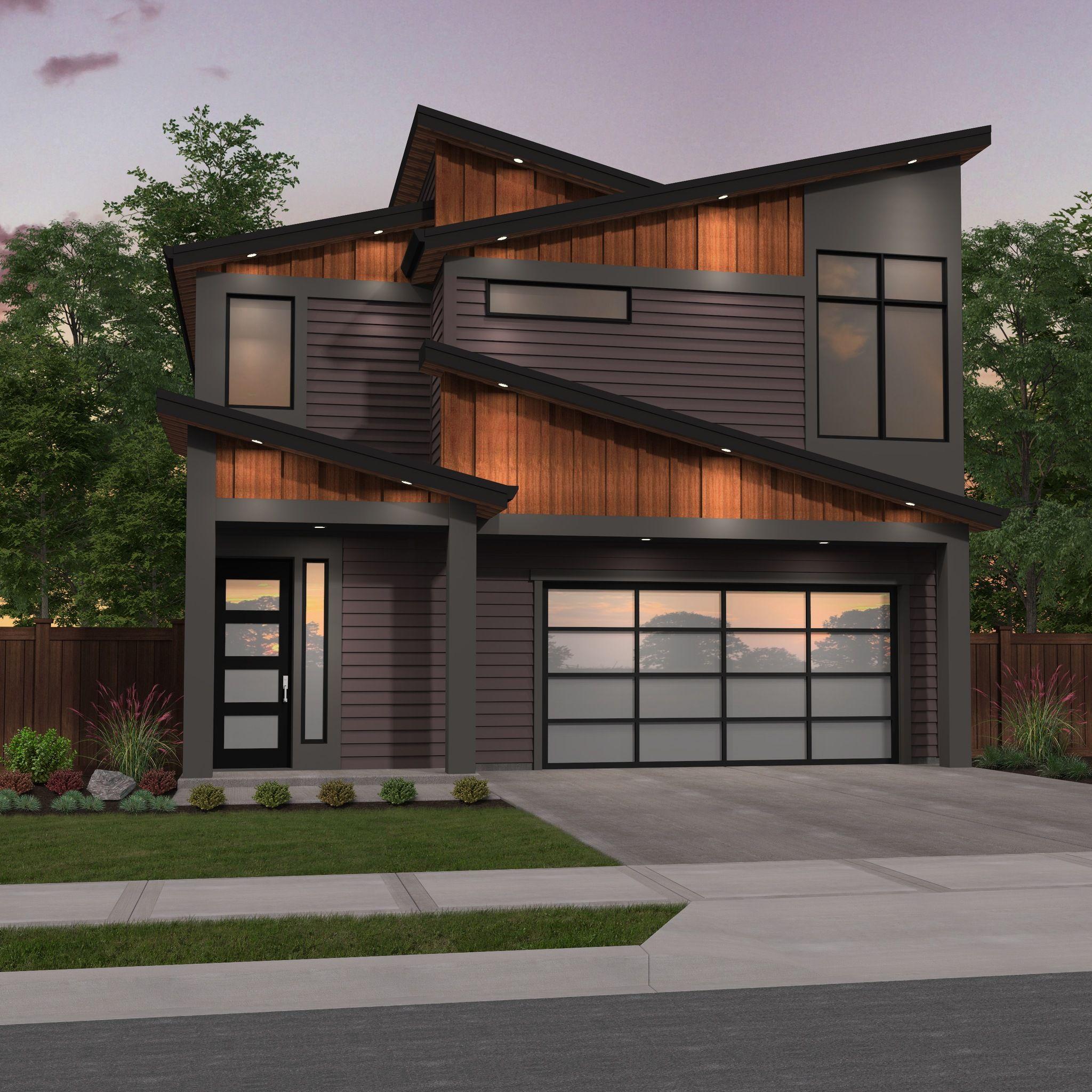 Good Edge Mark Stewart Home Design Shed Roof Design Modern House Plans House Designs Exterior