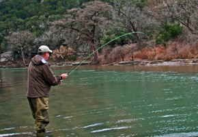 Castell Guide Service Tx Hill Country Guided Fly Fishing Fly Fishing Fishing Guide Hill Country