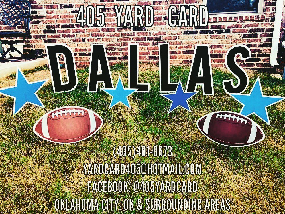 """405 Yard Card on Instagram: """"🏈🏈It's Game Day!!! # ..."""