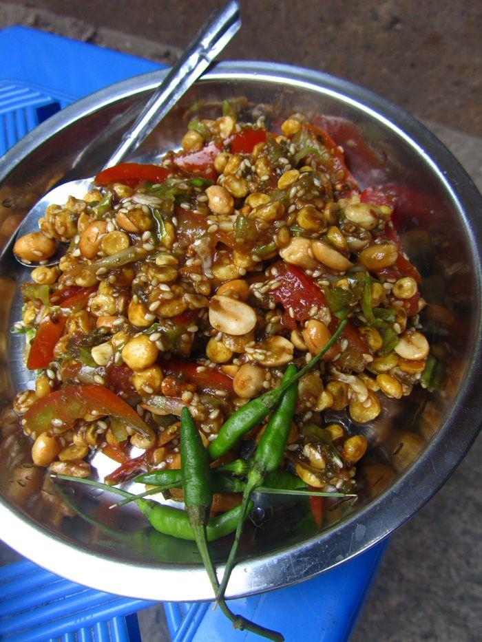 Pin On Myanmar Foods