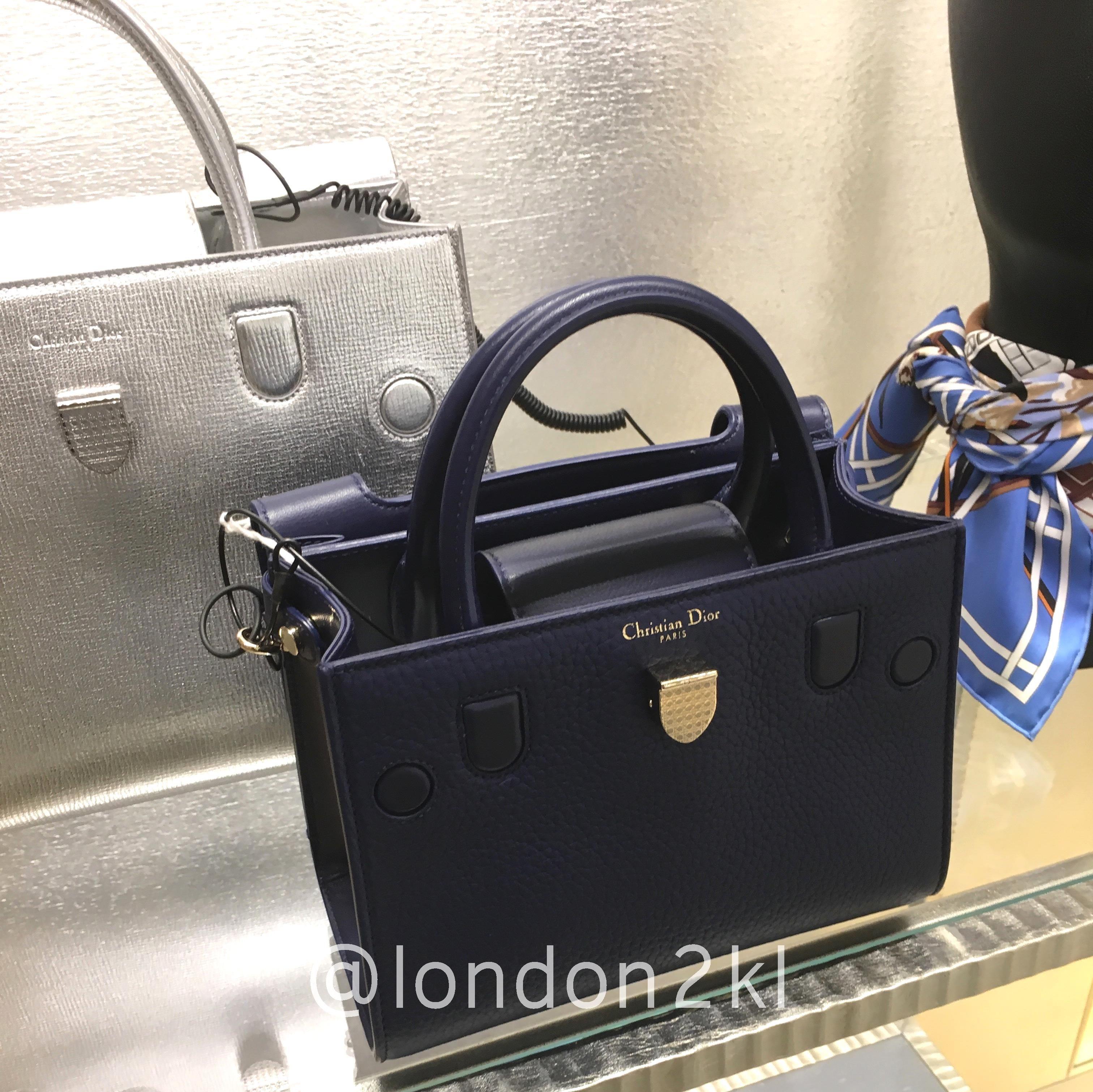 1e59133749 Mini Diorever in Navy Blue ❤it? Reserve it before it's gone! WhatsApp us  #L2KLDior