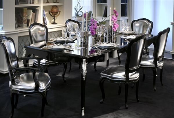 Versace Berenice Dining Table