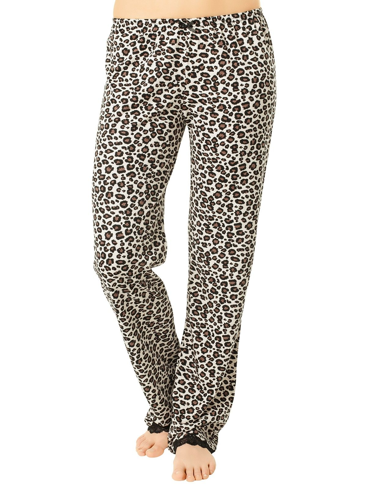 My Leo Romance Pyjama Pants long leo/allover - NAPO Shop - der offizielle Nastrovje Potsdam Shop