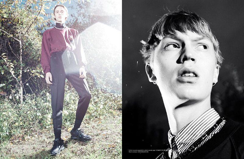 Artur,-Jonas,-Louis-&-Niels-by-Willy-Vanderperre_fy5  by Willy Vanderperre seventh issue of Dust magazine.