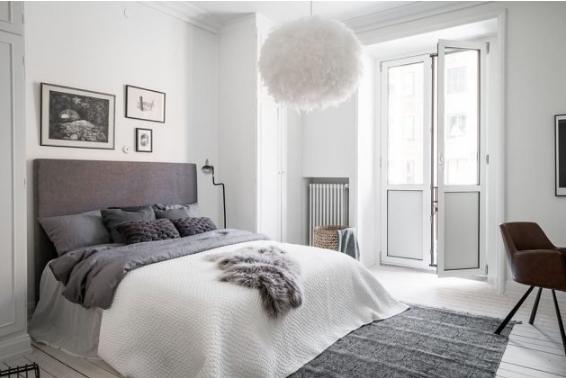 7 fascinating scandinavian bedroom designs to inspire you home design