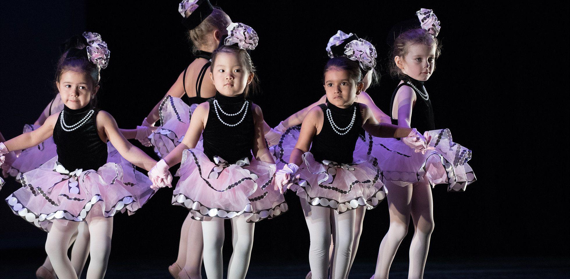 Dance classes in ballet musical theatre hip hop tap