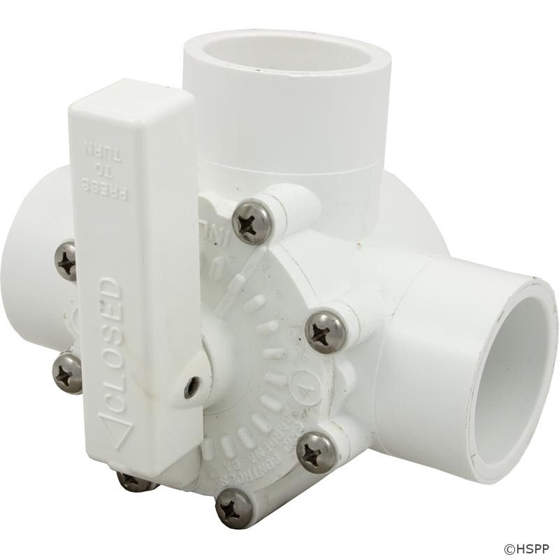 Diverter Valve, Grid Controls, 1-1 2
