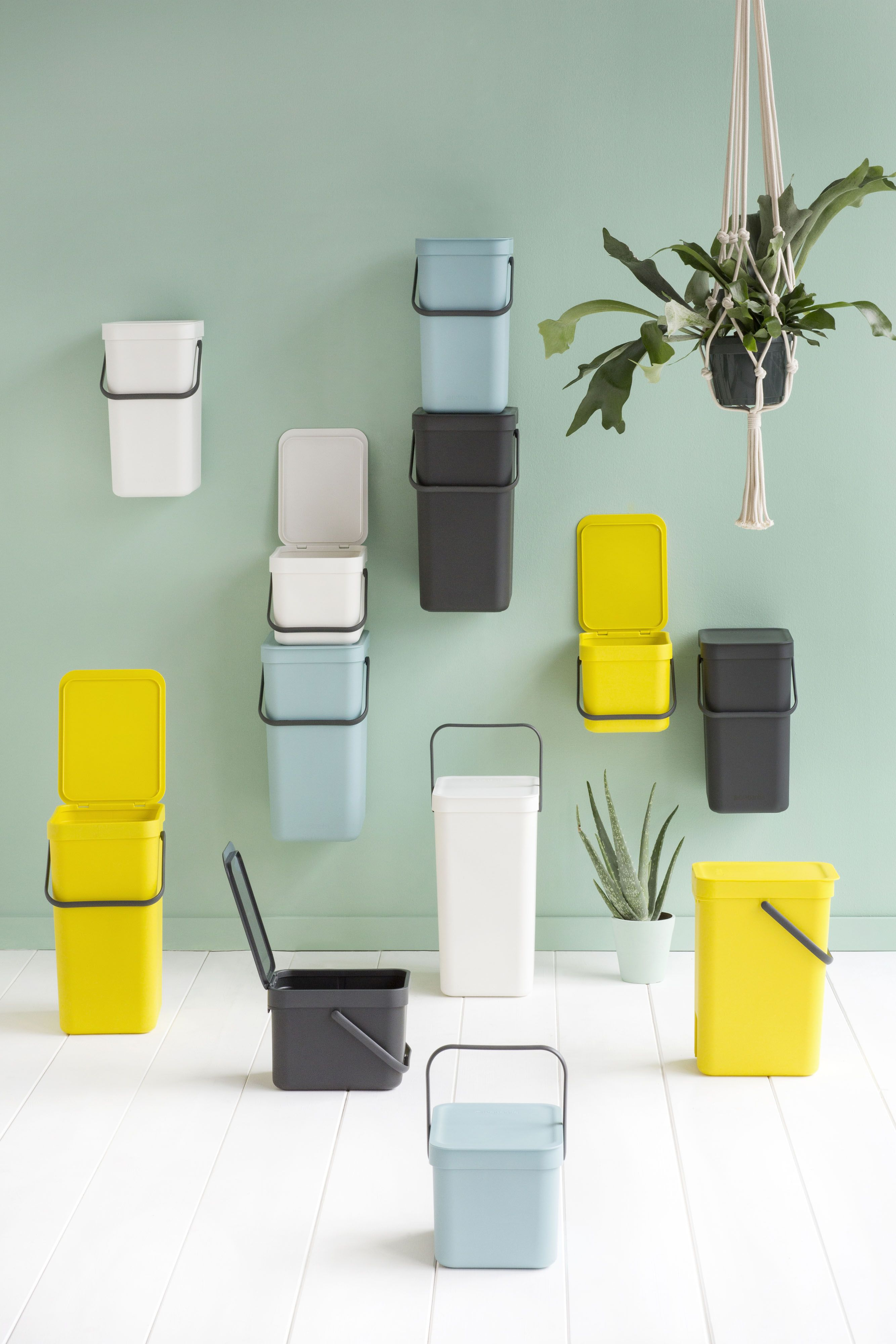 Sort & Go Waste Containers for Brabantia by the Value Factory team ...