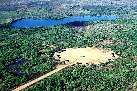 Parque Nacional Indigena Do Xingu - Triibo IKPENG | Xingu, Parque ...