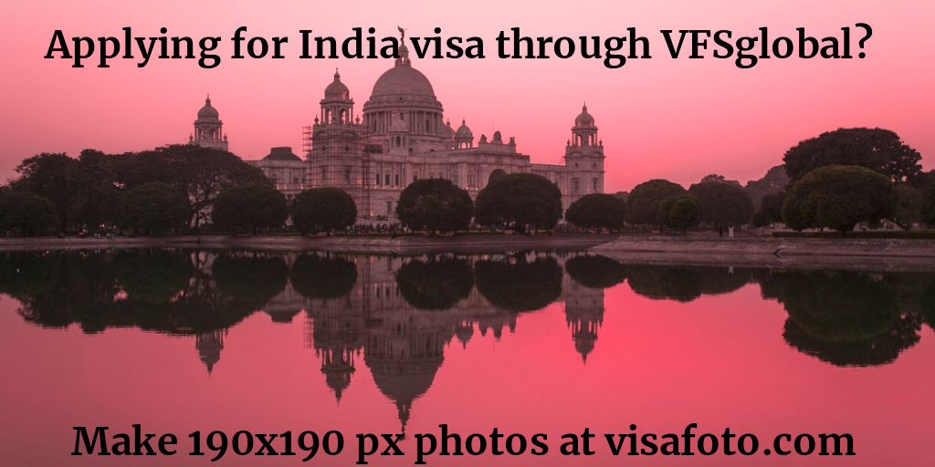 Are you applying for Indian visa through VFS global? If yes