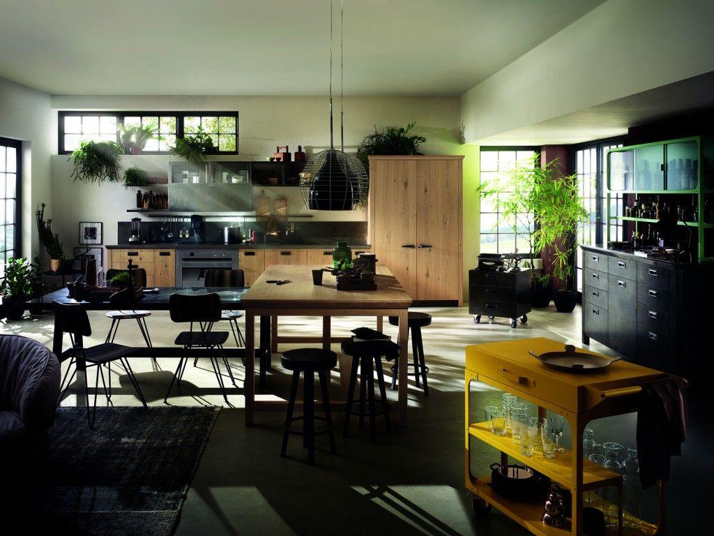 Cucina Scavolini Diesel.Cucina Scavolini Con Diesel Soluzioni Di Design Per Un