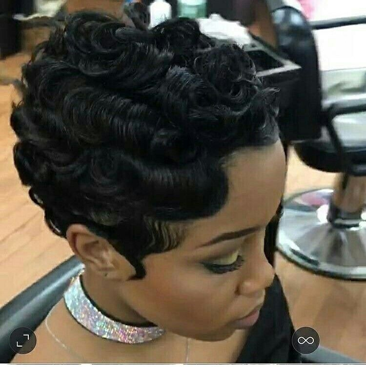 Finger Wave Hairstyles For Medium Length Hair