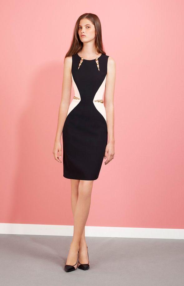 Look n°31 | vestidos para gorditas | Pinterest | Reloj de arena ...
