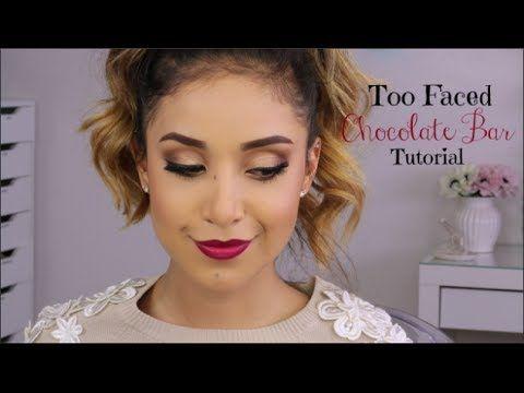 Too Faced Chocolate Bar Palette Tutorial (Full Fac