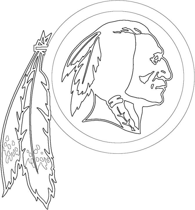 Nfl Philadelphia Eagles Stencil With Images Philadelphia