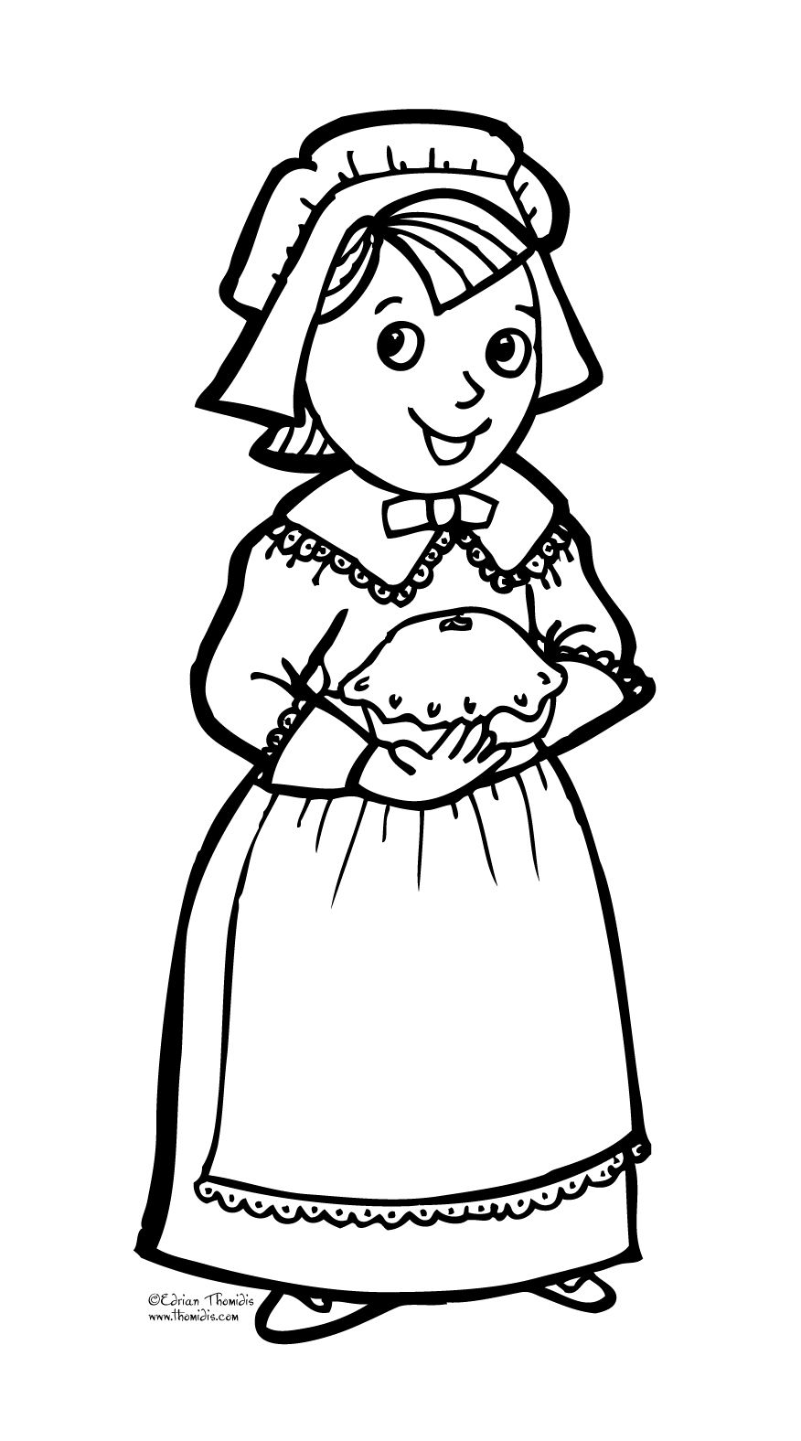 Christian Thanksgiving Coloring Pages (17) pics in our database for ...