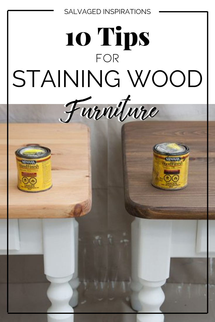 Photo of 10 Tips for Staining Wood Furniture