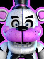 Category Characters Ultra Custom Night Wiki Fandom Freddy Toys Freddy Plush Jumpscare