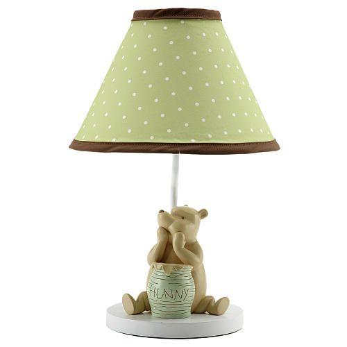 Disney classic pooh my friend pooh lamp shade crown craft disney baby classic pooh my friend pooh lamp shade aloadofball Images