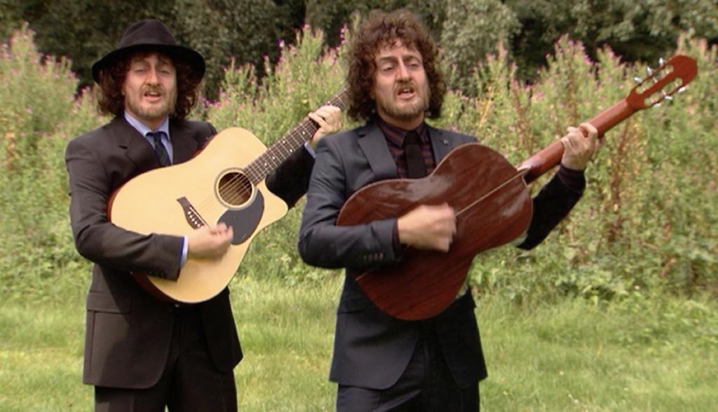 Tangarine: één van de hoofdacts dit jaar in Koefnoens muzikale fruitmand. (seizoen 13)