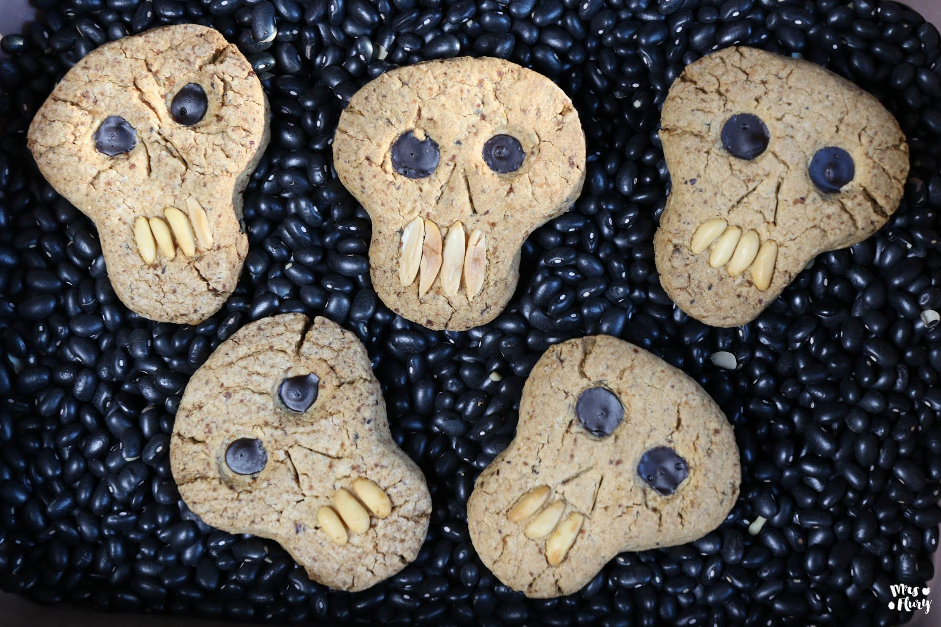 Totenkopf Cookies