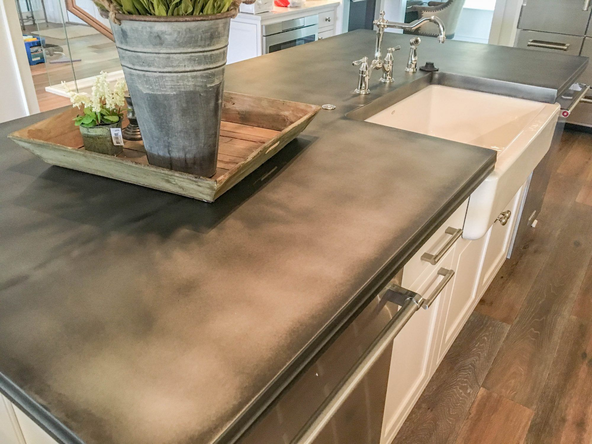 Double The Island Double The Fun Standard Kitchen Bath Standard Kitchen Bath Kitchen And Bath Kitchen Gallery Kitchen