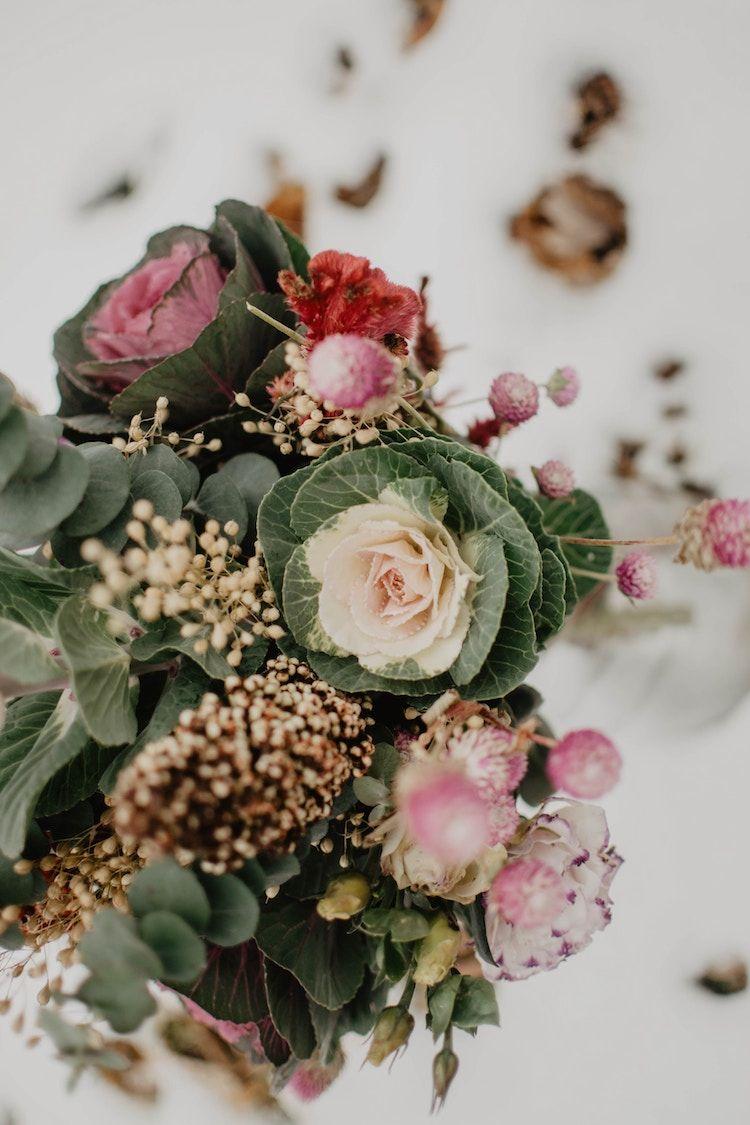 Epingle Sur Vases Soliflores Fleurs