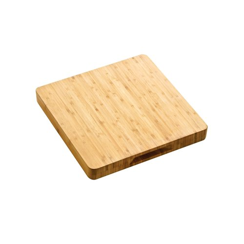 Symple Stuff 33 Cm Butchers Block Chopping Board With Handles In