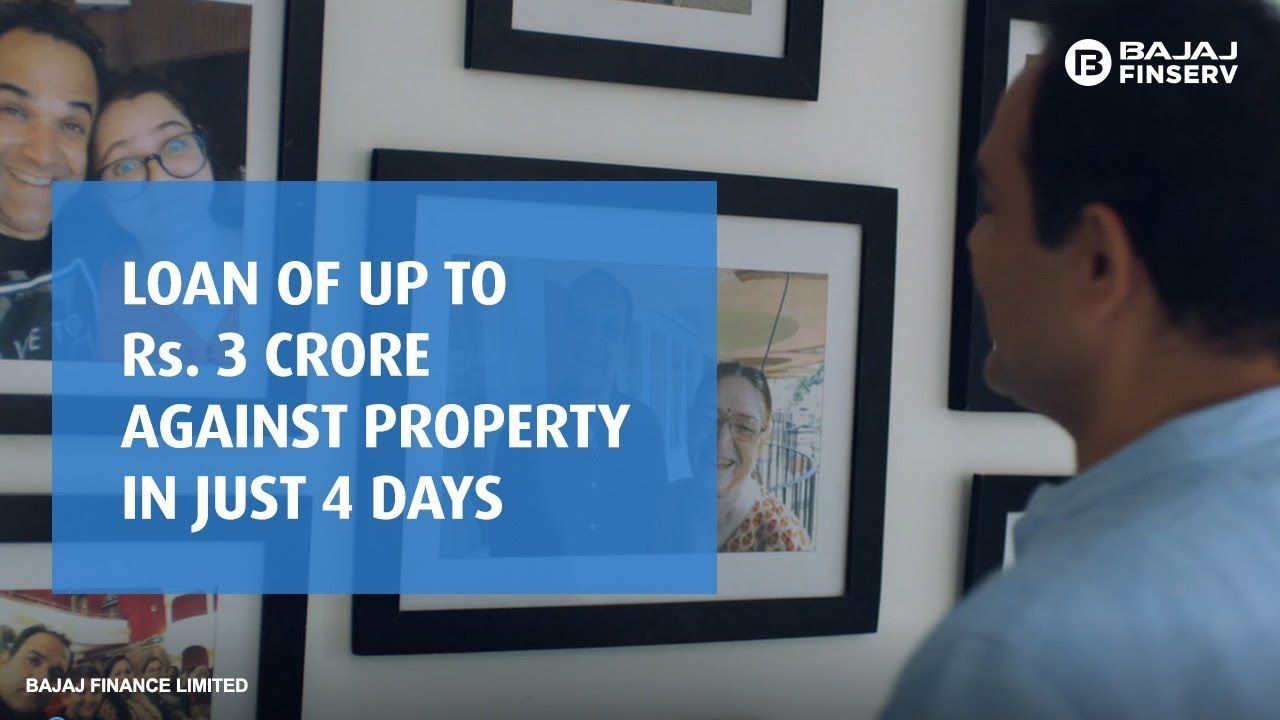 Loan Of Up To Rs 3 Crore Against Property In Just 4 Days Loan Finance Commercial Property