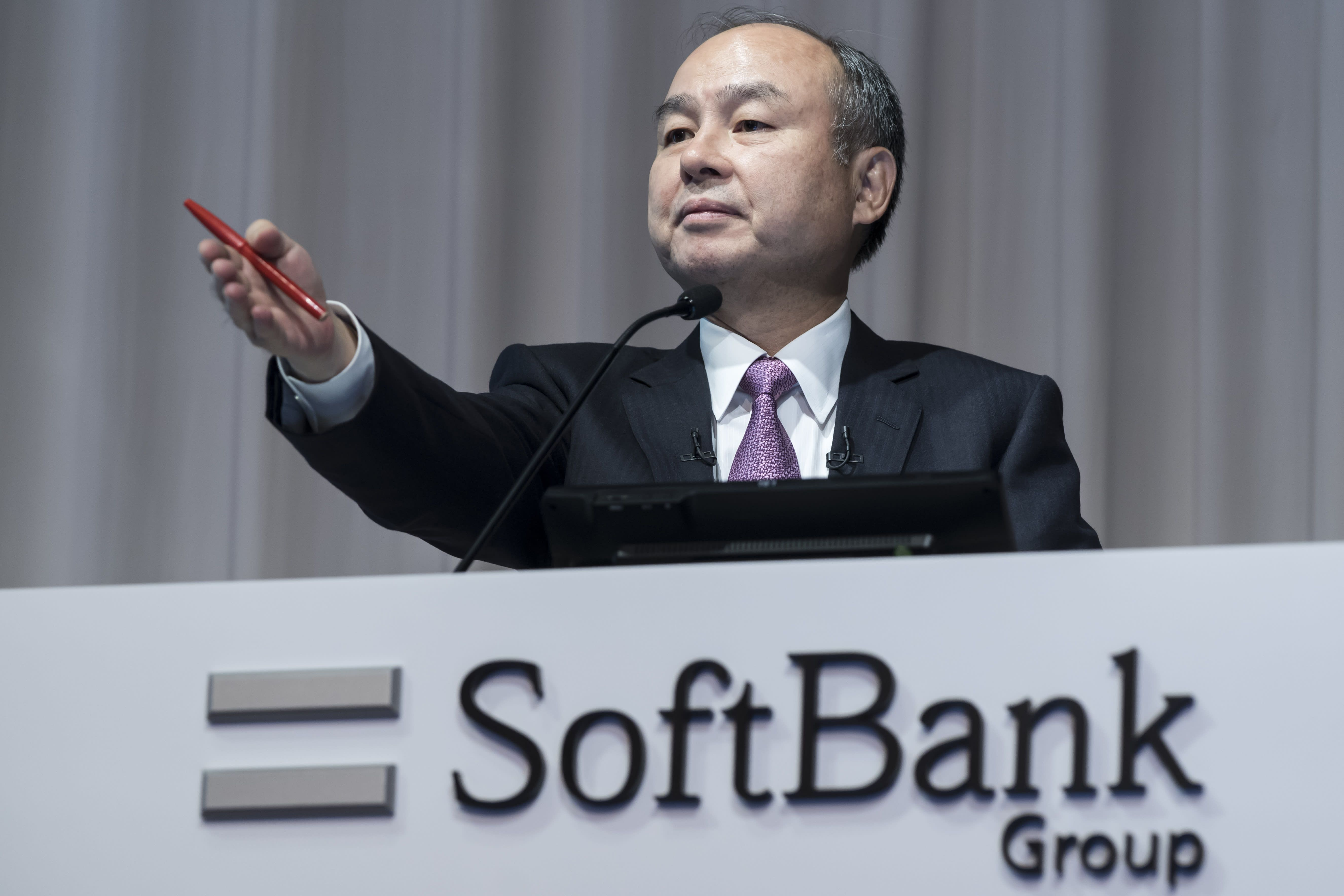 Softbank identified as the 'Nasdaq whale' that bought