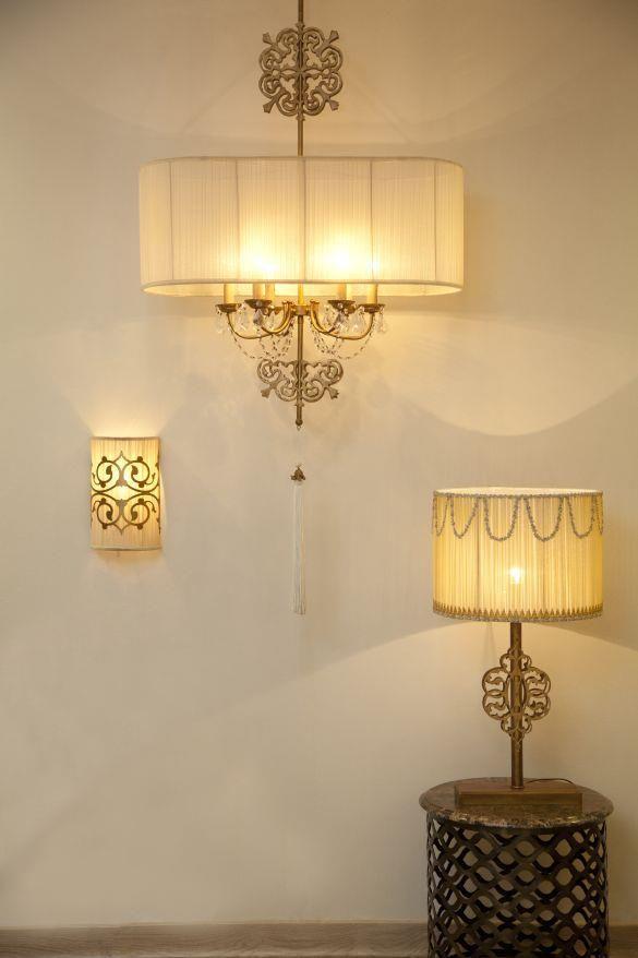 Hediyenizle her yer aydınlık ve şık olsun chandellier de tina tasarımı bir adet