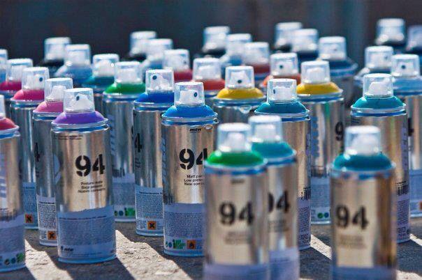 Todo armar algo original o si no algo especial ❤️☕️ Conoce y ve sobre el aorosol 94 por supuestamente es MONTANA COLORS #Graffiti #GraffitiMexico