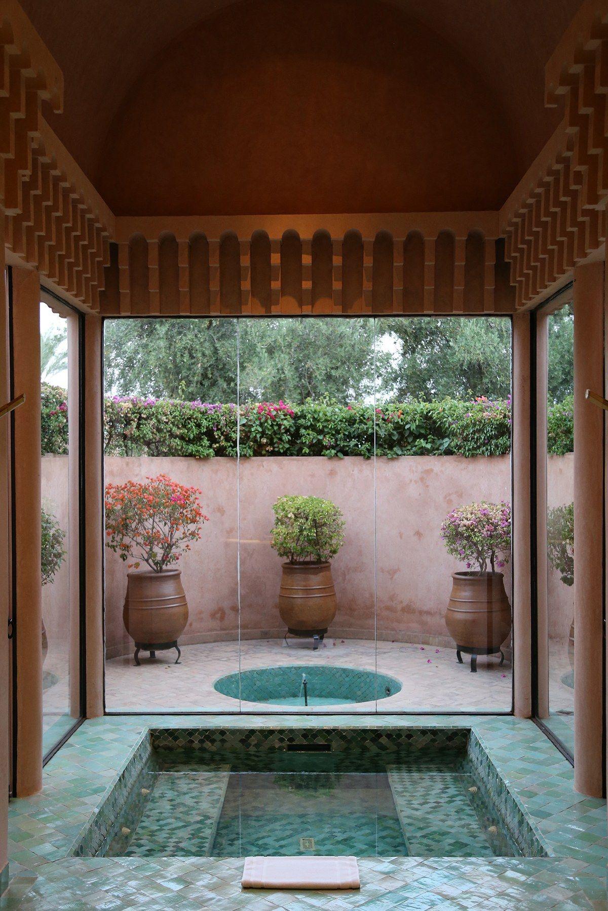 How To Experience A Hammam In Marrakech Like A Local Hammam Maison Maison Moderne Maisons Exterieures